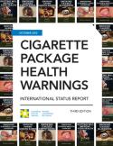 Cigarette package health warnings report